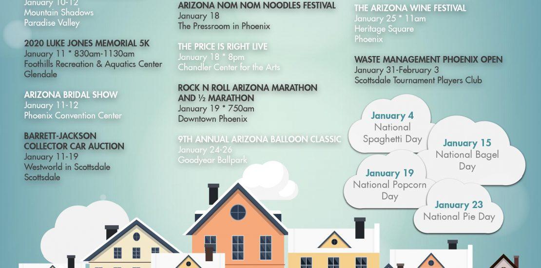 MKF - January 2020 events