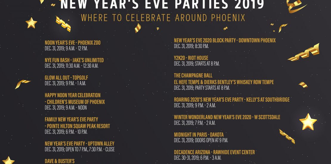 MKF - New Year Events