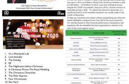 Newsletter Dec 2020